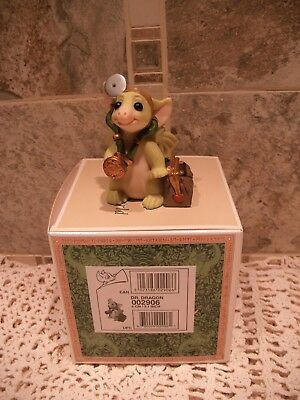 Real Musgrave 1999 Dr Dragon W/box