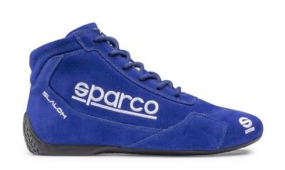 Racing Shoes Sparco SLALOM RB-3 blue (FIA Approved) - size 43