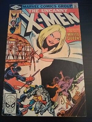 The X-Men #131 (Mar 1980, Marvel) 1st White Queen,Dazzler App BRONZE-AGE CLASSIC