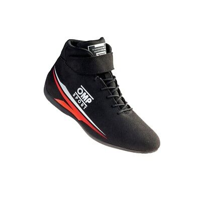 Racing Shoes OMP Racing SPORT (FIA Approved) - size 41