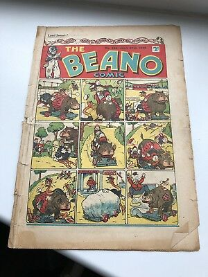 EARLY VINTAGE BEANO COMIC - NO 289 JULY 27th 1946
