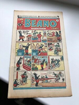 EARLY VINTAGE BEANO COMIC - NO 347 OCTOBER 30th 1948