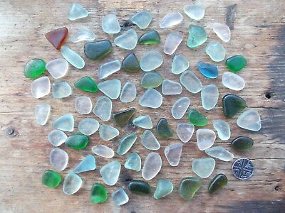 English Sea Glass from Whitby