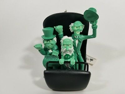 Disney Parks Haunted Mansion hitchhiking ghosts Christmas Ornament Holiday 2018