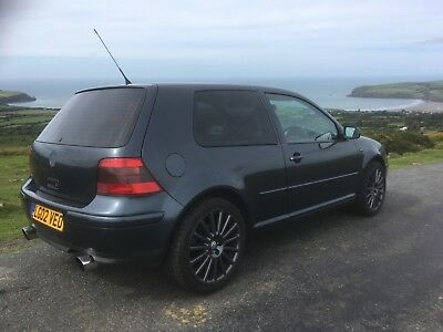Vw golf V6 4motion