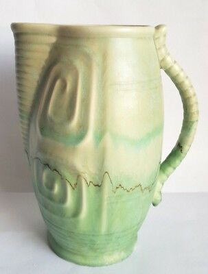 Vintage Beswick Large Art deco Jug Number 652, Designed by Mr. Symcox in 1938