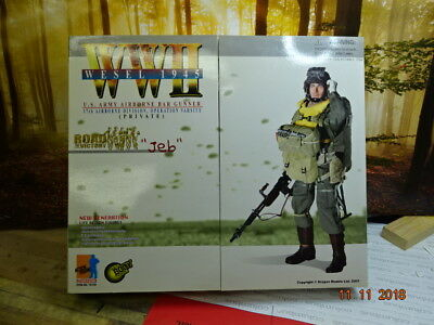 1/6  Dragon ,70159.JEB,US Army Airborne Bar Gunner,