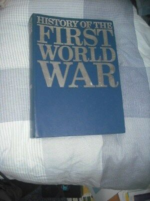 Purnells History of the First World War - Volume 1