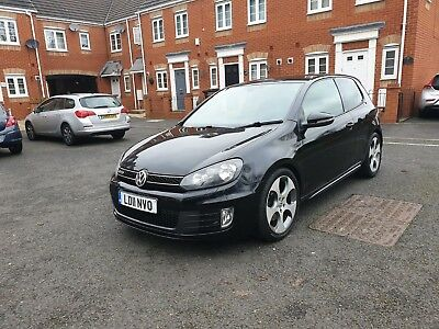 Vw Golf MK6 Genuine GTD 3 door 2011