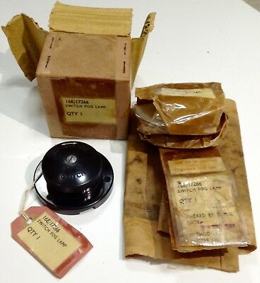 Butler Bakelite Light Switch WW2 With Packaging