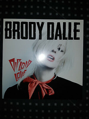 Brody Dalle - Diploid Love - Vinyl - LP - OVP - Distillers - Spinnerette