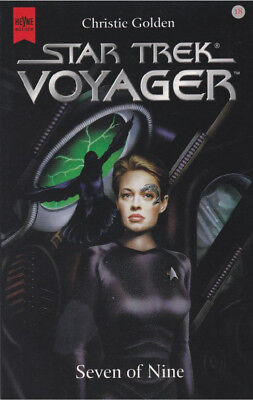 STAR TREK VOYAGER (18) Seven of Nine /Buch zur TV-Serie/2000 Science Fiction Fan