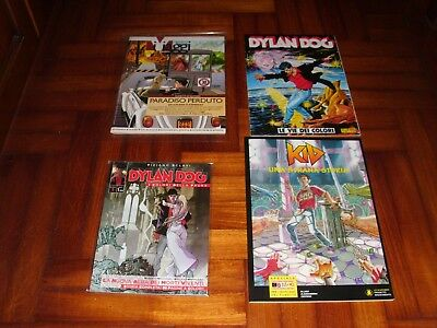 Dylan Dog   Lotto  Storie  Inedite