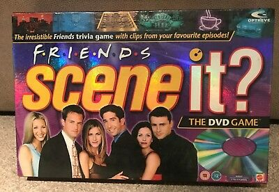 Friends scene it? 2005 dvd board game and 50 similar items.