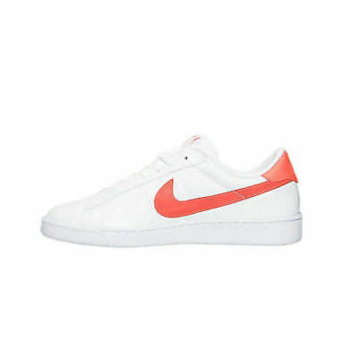 free shipping 1aa7a 7ff29 Nike Tennis Classic CS White Total Crimson 683613-106 Men s Shoes Size 10    13