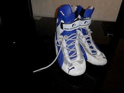 BMW WILLIAMS F1 TEAM Rennschuhe PUMA Gr.43(28)