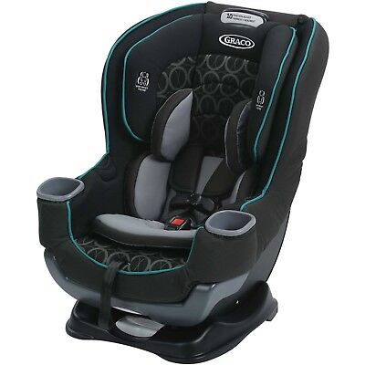 Graco Extend2Fit Convertible Car Seat, Valor - Brand New in Box