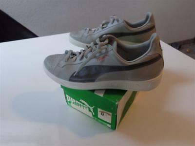 Original Vintage Puma LIMA-mit Box-Universal Trinomic Disc rar Boris Becker Oslo