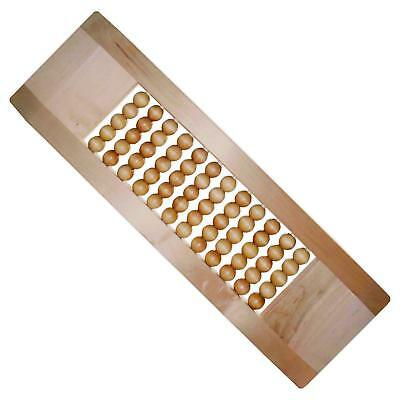 Transfer Board with Roller Beads 26'' X 8''