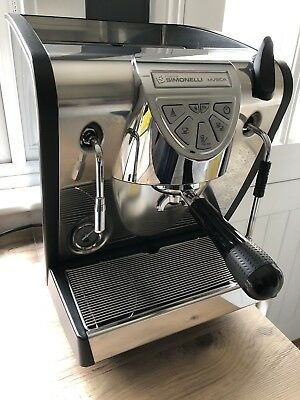 Nuova Simonelli Musica Coffee Machine