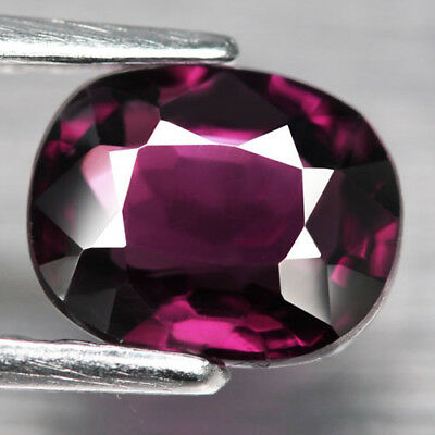 1.26Ct. Gracefully! Oval Facet Raspberry Pink Natural Spinel, M'GOK