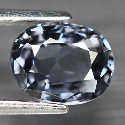 1.14Ct. Glistening! Oval Facet Tianium Blue Natural Spinel, M'GOK