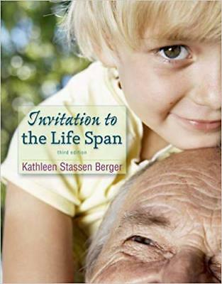 Invitation to The Life Span By Kathleen Stassen Berger 3rd Edition (EB00K - PDF)