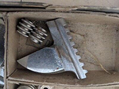 Crescent wrench parts