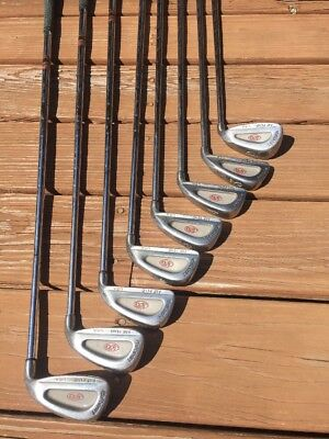 Callaway S2h2 Iron Set Pw 3 9 Regular Right Handed Steel Golf Clubs