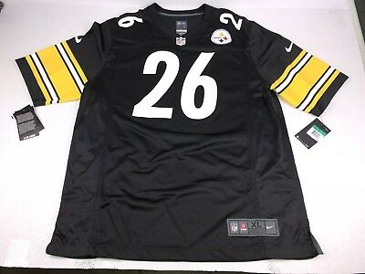 c134be9c4 Pittsburgh Steelers Leveon Bell Authentic Nike On Field Jersey XL Black  26