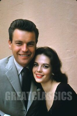 Natalie Wood Robert Wagner 1958 Kodachrome Camera Transparency Peter Basch