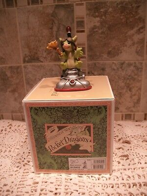 Real Musgrave Pocket Dragon 2003 Maid Service With Box