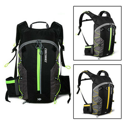 Marathon Vest Style Water Bag Polyester Hydration Backpack Running Sport cycling
