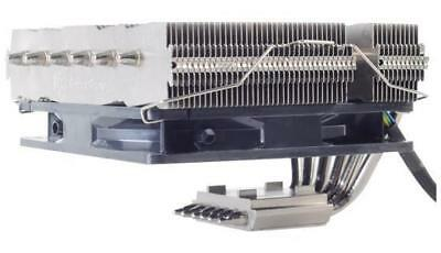 Silverstone NT06 v2 PRO Low Profile CPU Cooler for 2011 2066 1150 1151 FM2 AM4