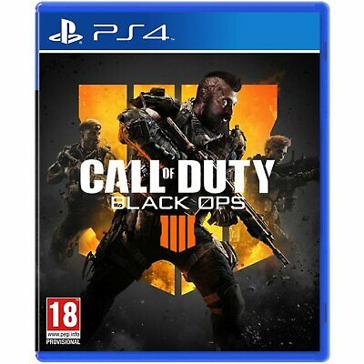 Call of Duty : Black Ops 4 (English/Chinese Ver.) For Sony Playstation 4 PS4