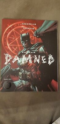 Batman Damned #1 NM Jim Lee Variant Cover Comic Book
