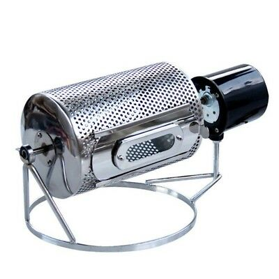 MT8 Stainless Steel Coffee Bean Roasting Machine Home Kitchen Electric Roaster