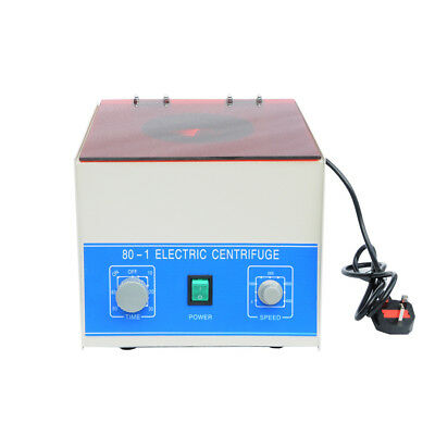 WOO New 80-1 Electric Centrifuge Machine Lab Medical Equipment Practice 4000 rpm
