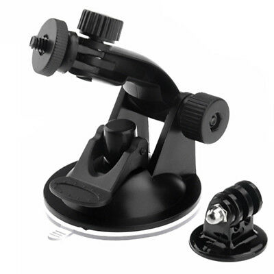 Suction Cup Mount Tripod Adapter Camera Accessories For Gopro Hero 3+ /3 /2/ 1