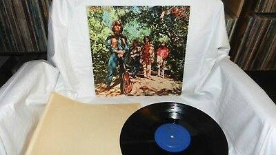 CREEDENCE CLEARWATER REVIVAL Green River RECORD LP Fantasy 8393 M- SOUND 1969