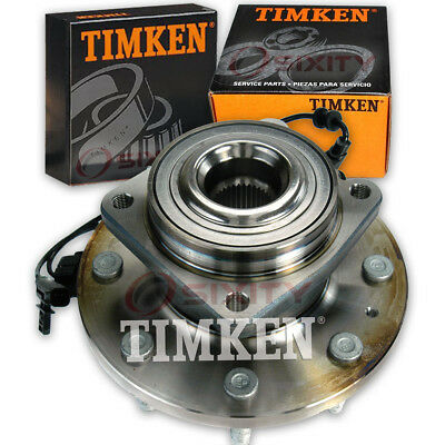 Chevy Silverado 2500 HD 11-16 Timken SP620303 Front Wheel Bearing & Hub Assembly