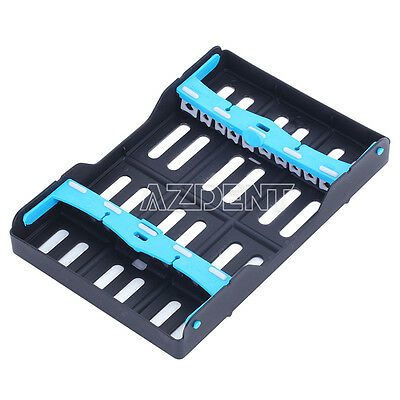 Dental Autoclavable Instrument Machin Sterilization Cassette Racks Tray Holder