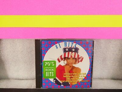Various Artists : 70s Greatest Rock Hits Music Audio CD