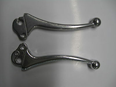 Vespa Piaggio Scooter 50 Et3 Lever Set Left And Right Cuppini Italy