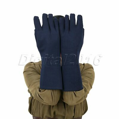 1Pair Unisex 0.35mmpb Hand Protective Lead Gloves X-Ray Radiation Protection