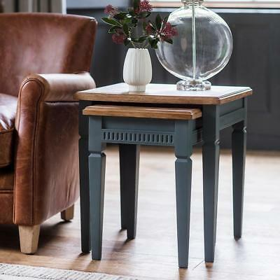 Gallery Direct Bronte Nest of 2 Tables in 2 Colours
