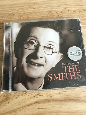 The Very Best Of The Smiths Cd