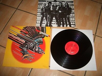 "Judas Priest LP "" Screaming for Vengeance """