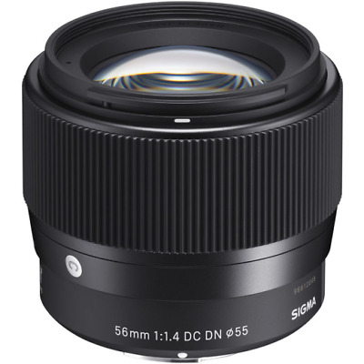 Sigma 56mm F1.4 DC DN Contemporary Lens: Sony E Mount