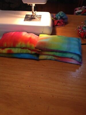 Tie Dye Rice Pack, use as a Cold Pack Hot Pack, Heat pack. Handmade in Australia